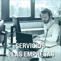 Servicios a las Empresas 2018