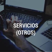 Servicios otros