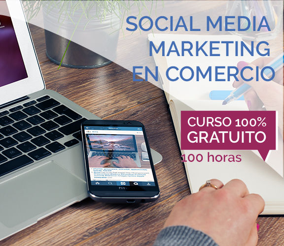 Social media marketing en comercio - Online
